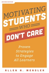 Motivating Student Who Don't Care, 2nd edition